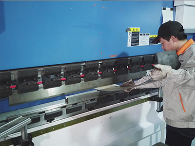 CNC edging machine