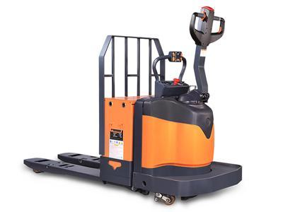 3,600kg Capacity Electric Powered Pallet Jack Truck